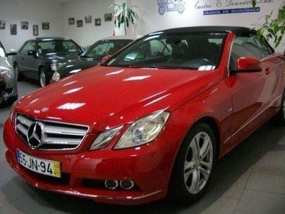 usado Mercedes E200 ClasseCGi Elegance BlueEf. Auto (184cv) (2p)