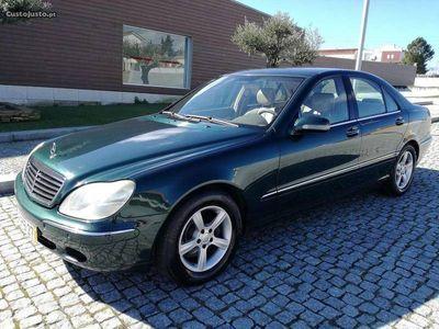 usado Mercedes S320 CDi Avantgard