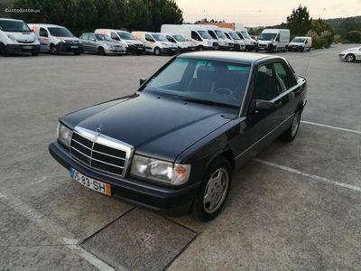 brugt Mercedes 190 2.5d