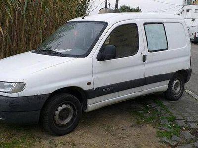 gebraucht Citroën Berlingo 1.9 Diesel