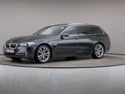 usado BMW 520 5 Serie d Line Luxury Auto