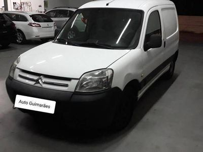 used Citroën Berlingo 1.6 HDI Isotermica