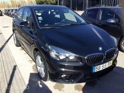 usado BMW 216 Série 2 Active Tourer d Line Sport (116cv) (5p), Diesel