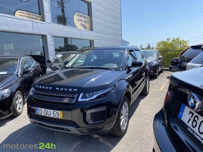 usado Land Rover Range Rover evoque 2.0 ED4