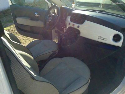 usado Fiat 500 1.2 lounge 2010 -