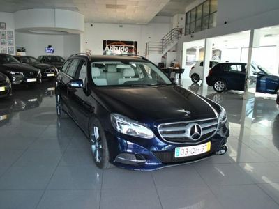 usado Mercedes E300 ---