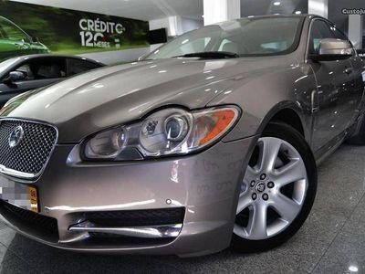 usado Jaguar XF 2.7d Premium Luxury