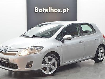 usado Toyota Auris 1.8 HSD Hybrid Pack Techno+Estofos Alcantara+Pack Navi