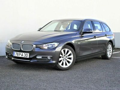 usado BMW 318 d Touring Modern Line 143cv