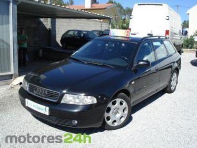 usado Audi A4 Avant 1.9 TDI 115CV NACIONAL