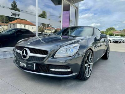 usado Mercedes SLK200 ---