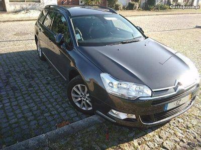usado Citroën C5 1.6 Hdi tourer -