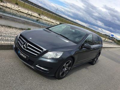 usado Mercedes R350 CDi 4Matic 7 Lugares Longo