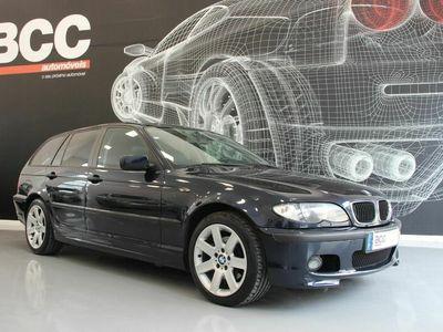 usado BMW 320 D PACK-M NAC.