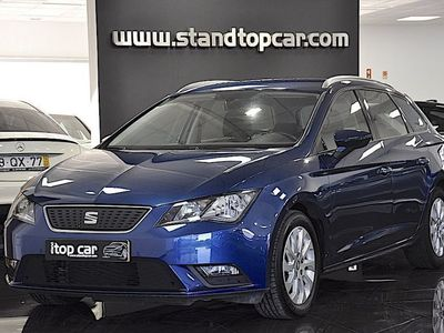 brugt Seat Leon ST 1.6 TDI Style Ecomotive