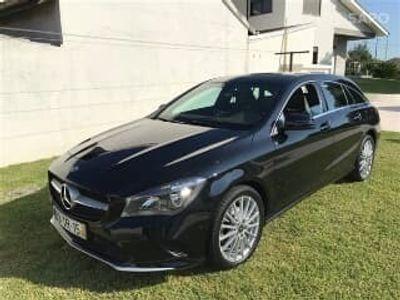 usado Mercedes CLA200 ClasseCDi Aut. (136cv) (5p)