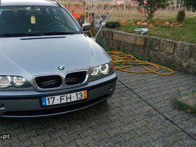usado BMW 320 Touring 150cv