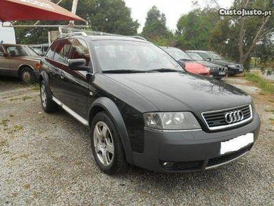 usado Audi A6 Allroad 2.5 TDI Quattro