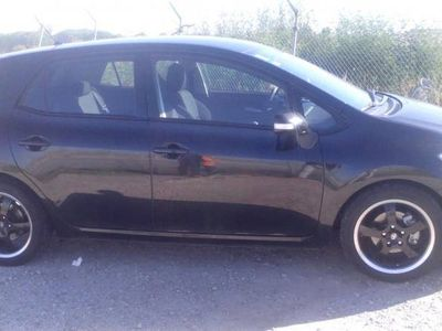used Toyota Auris Confort stayl