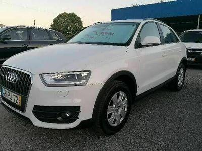 usado Audi Q3 2.0 TDI QUATTRO S-TRONIC