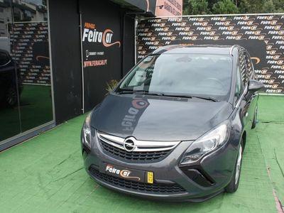 usado Opel Zafira 1.6 Executive