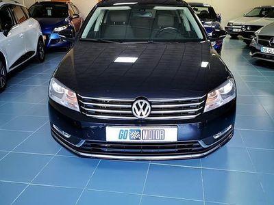 gebraucht VW Passat Variant 1.6 TDi Bluemotion