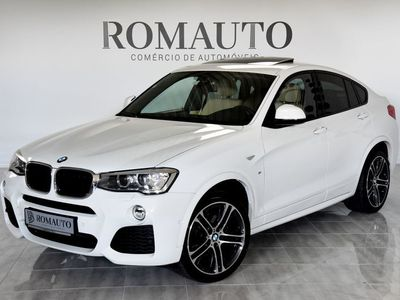 usado BMW X4 20DA XDRIVE PACK M SPORT