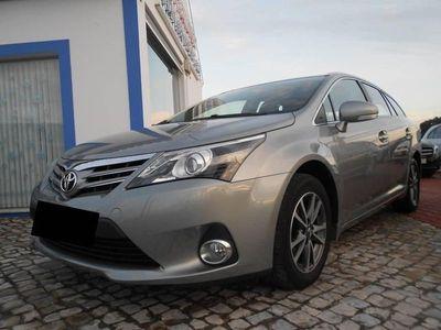usado Toyota Avensis aven. lb 2.0 d-4d sol ta s/gps