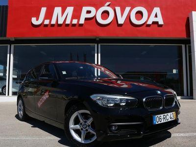 usado BMW 116 Série 1 d Efficient Dynamics Advantage 116cv