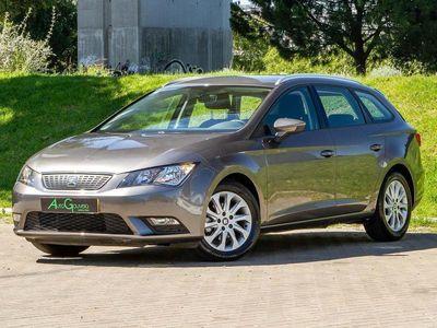 gebraucht Seat Leon ST 1.6 TDI Ecomotive Reference