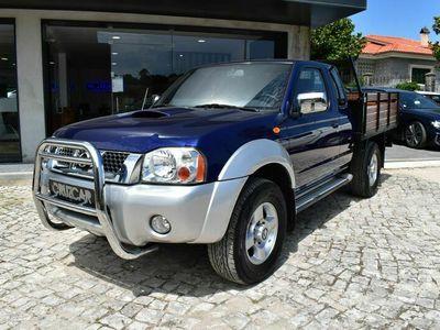 usado Nissan Navara 2.5 TD 4WD