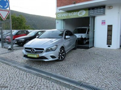 used Mercedes CLA180 1.5 DCI 110 CV