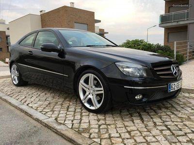 usado Mercedes CLC220 Pack desportivo