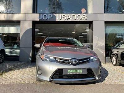 usado Toyota Auris 1.4 D-4D Com.+P.Sport+Navi