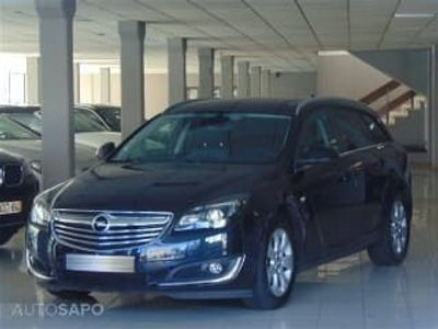 usado Opel Insignia 2.0 CDTi Executive S/S (140cv) (5p)