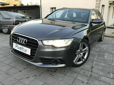 usado Audi A6 Avant 3.0 TDI Quattro S-Line S-Tronic