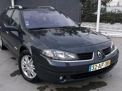 usado Renault Laguna fase 2