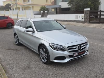 usado Mercedes C350 Avantgarde plug-in