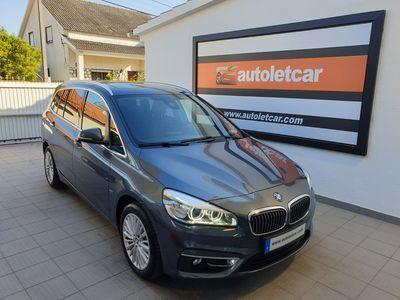 usado BMW 216 Gran Tourer Luxury Line 7L