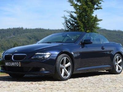 usado BMW 635 Cabriolet Pack M