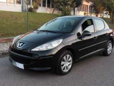 usado Peugeot 207 Gasolina