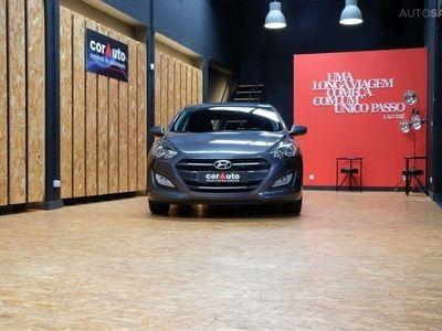 gebraucht Hyundai i30 5d ISG 1.6 Crdi Cool