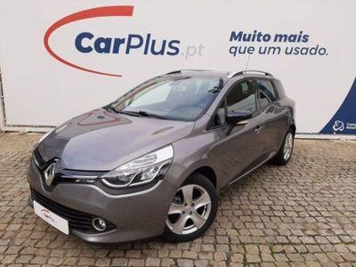 usado Renault Clio 1.5 dCi Energy 90cv S&ECO2 Luxe