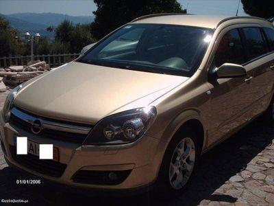 usado Opel Astra 1.7 CDTI caravan -
