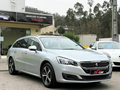 usado Peugeot 508 SW 1.6 BlueHDi Active