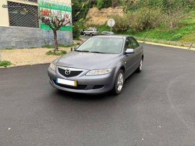 käytetty Mazda 6 2.0 CRDI
