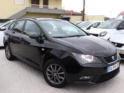 brugt Seat Ibiza 1.6 TDI I-TECH