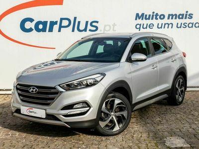 usado Hyundai Tucson 1.7 CRDi Premium MY18 2018