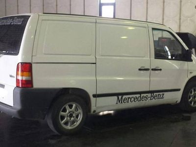 usado Mercedes Vito 2.4
