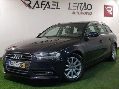 usado Audi A4 Avant 2.0 TDI / NACIONAL